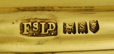 Finnigans Ltd, Londyn, znak złotnika
