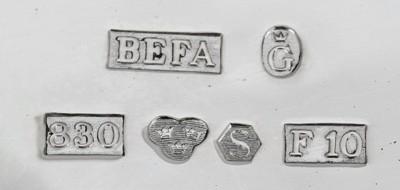 Datowanie zanku na srebrze, Szwecja