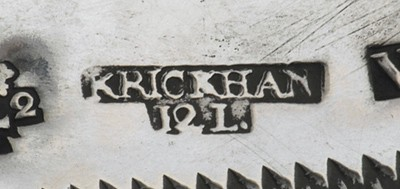 Johann Friedrich Krickhan, Królewiec