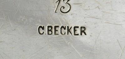 Carl Becker, Niemcy