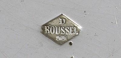 Claude Doutre Roussel, Paryż